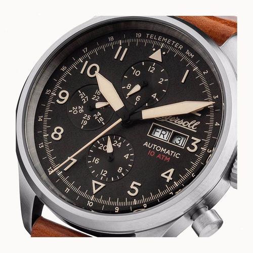 reloj ingersoll i01902 bateman automático
