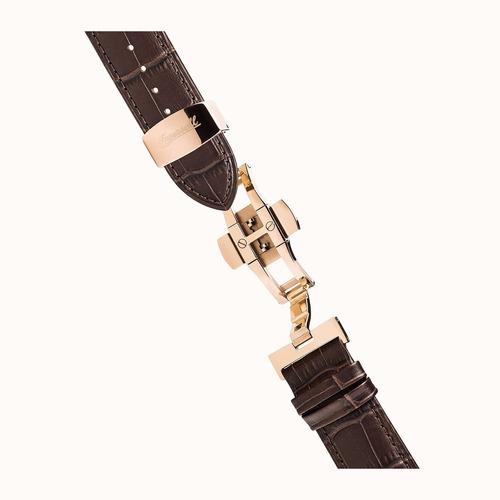 reloj ingersoll the regent cuarzo i00101 cronogr colec. 1892