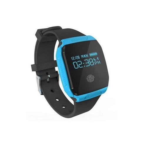 reloj instto lite smartwatch negro/celeste