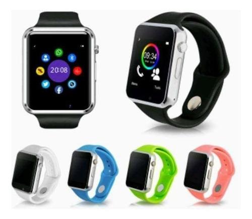 reloj inteligente a1 smartwatch sim card celular
