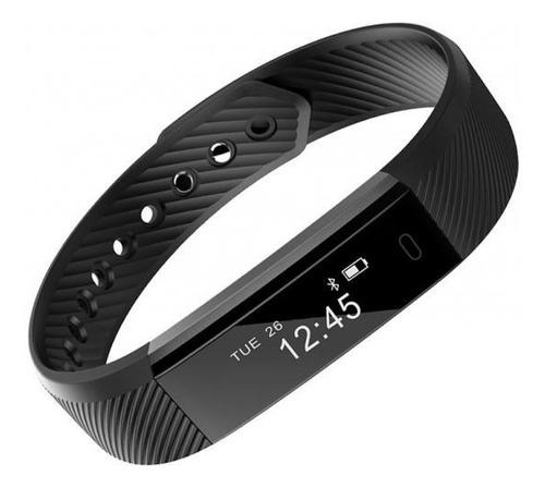 reloj inteligente android smartband fitness tracker id115hr