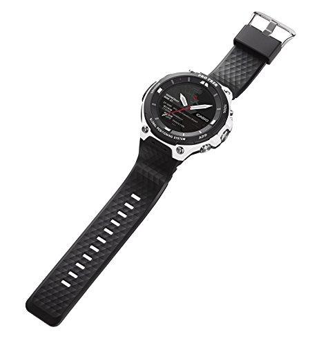 4bbd66bfb29c Reloj Inteligente De Resina De Cuarzo Pro Trek Casio Para -   1.300 ...