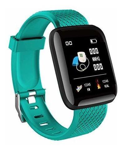 reloj inteligente deportivo fitness 116plus resistente al ag