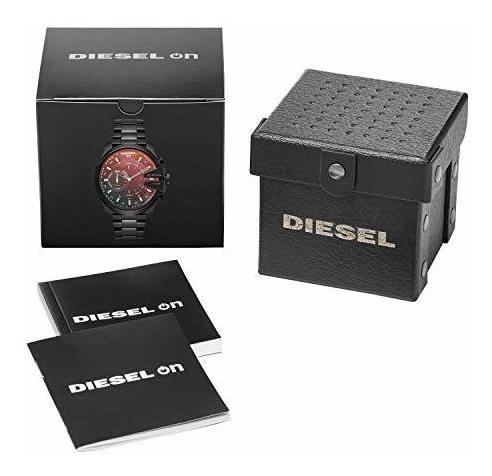 reloj inteligente diesel (modelo: dzt1011