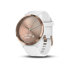 estilo atractivo venta más barata originales Reloj Inteligente Híbrido Sport Hr De Garmin Vívomove Oro
