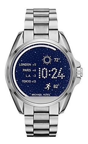 reloj inteligente michael kors access smartwatch stainless s