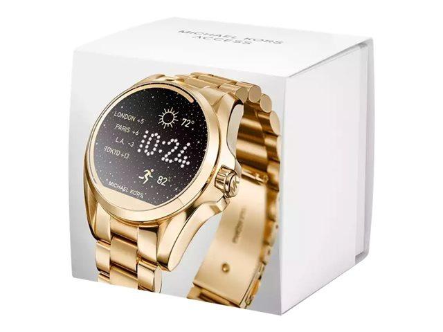 Kors Con Michael Mkt5001 Reloj Acceso Inteligente Bradshaw Rq3Ac54jL