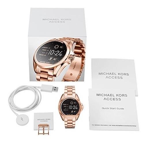 Mujer Inteligente Mkt5004 Access Kors Reloj Para Michael Ybf6I7gvy