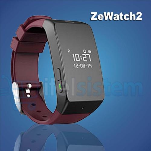 reloj inteligente mykronoz zewatch2 bluetooth itelsistem