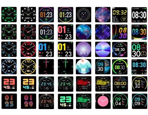 reloj inteligente p8 smartwatch 250 fondos de pantalla gts