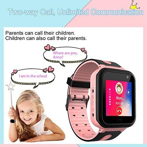 reloj inteligente para niños resistente al agua resistente a