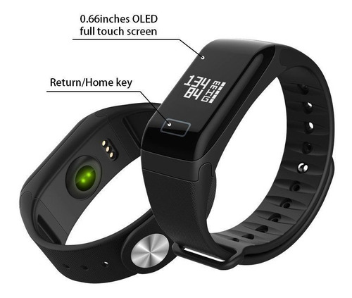 reloj inteligente presión arterial oxímetro frec. cardíaca