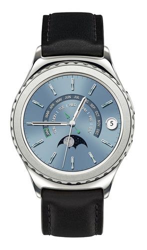 reloj inteligente samsung gear s2 smartwatch classicplatinum