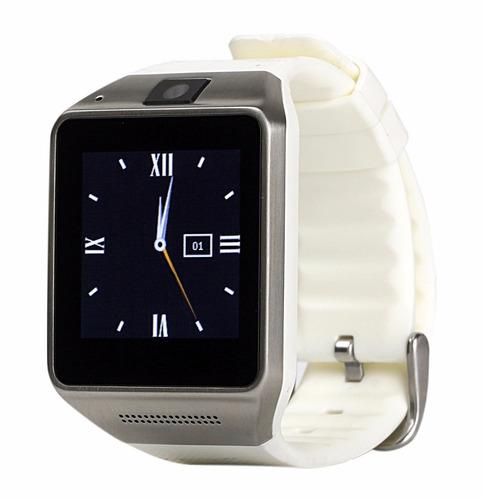 reloj inteligente scinex blanco