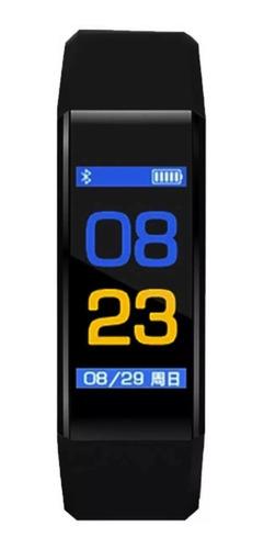 reloj inteligente smart band noga bluetooth iph/and negro