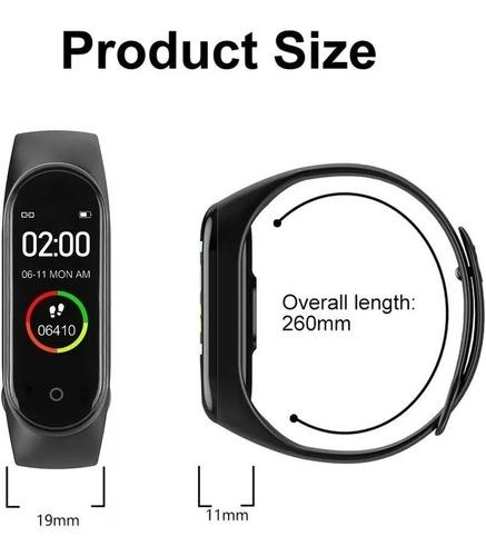 reloj inteligente smart band watch m4 new envio gratis gtia