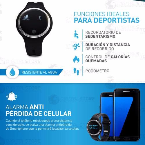 reloj inteligente smart watch android ios celular pro band