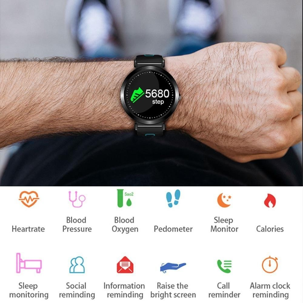 cad4035fccee reloj inteligente smart watch band m10 deportivo sumergible. Cargando zoom.