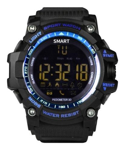 reloj inteligente smart watch bluetooth ex16