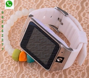 reloj inteligente smart watch gv18 nfc sim microsd bluetooth