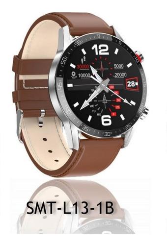 reloj inteligente smart watch mistral smt-l13-1b