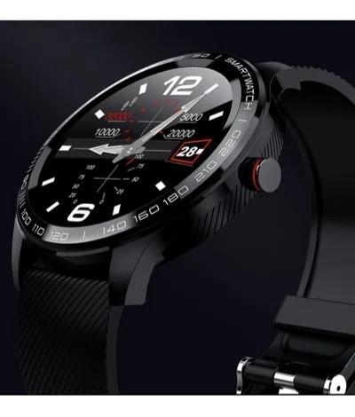 reloj inteligente smart watch mistral smt-l9-01 negro