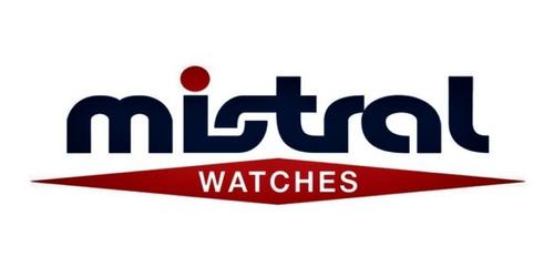 reloj inteligente smart watch mistral smt-l9-04 rojo