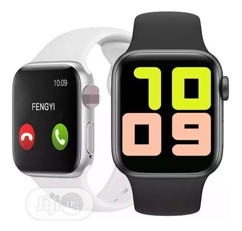 reloj inteligente smart watch t500 con correa intercambiable