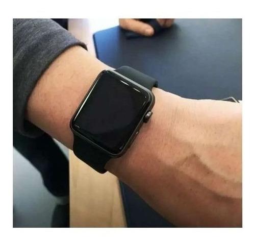 reloj inteligente smart watch t500 con correa intercambiable