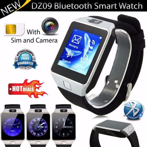 reloj inteligente smartphone, camara, sim, sd, bluetoth + ob