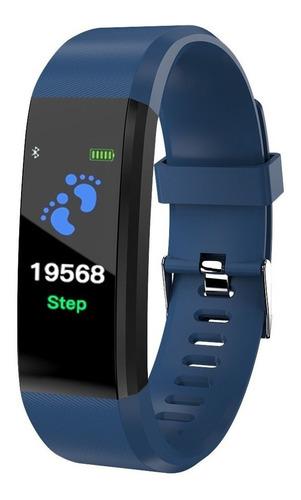 reloj inteligente smartwatch 115 bluetooth android ios