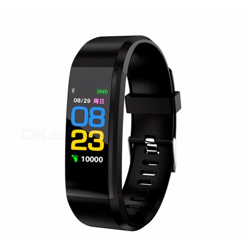 reloj inteligente smartwatch 115 bluetooth android ios