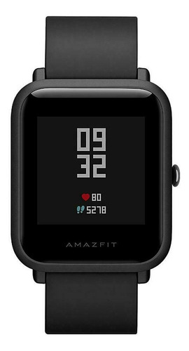 reloj inteligente smartwatch amazfit bip lite iphone android