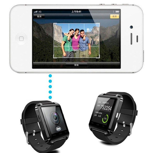 reloj inteligente smartwatch android 30% descuento