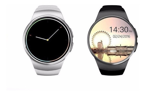 reloj inteligente smartwatch android iphone ritmo cardiaco a