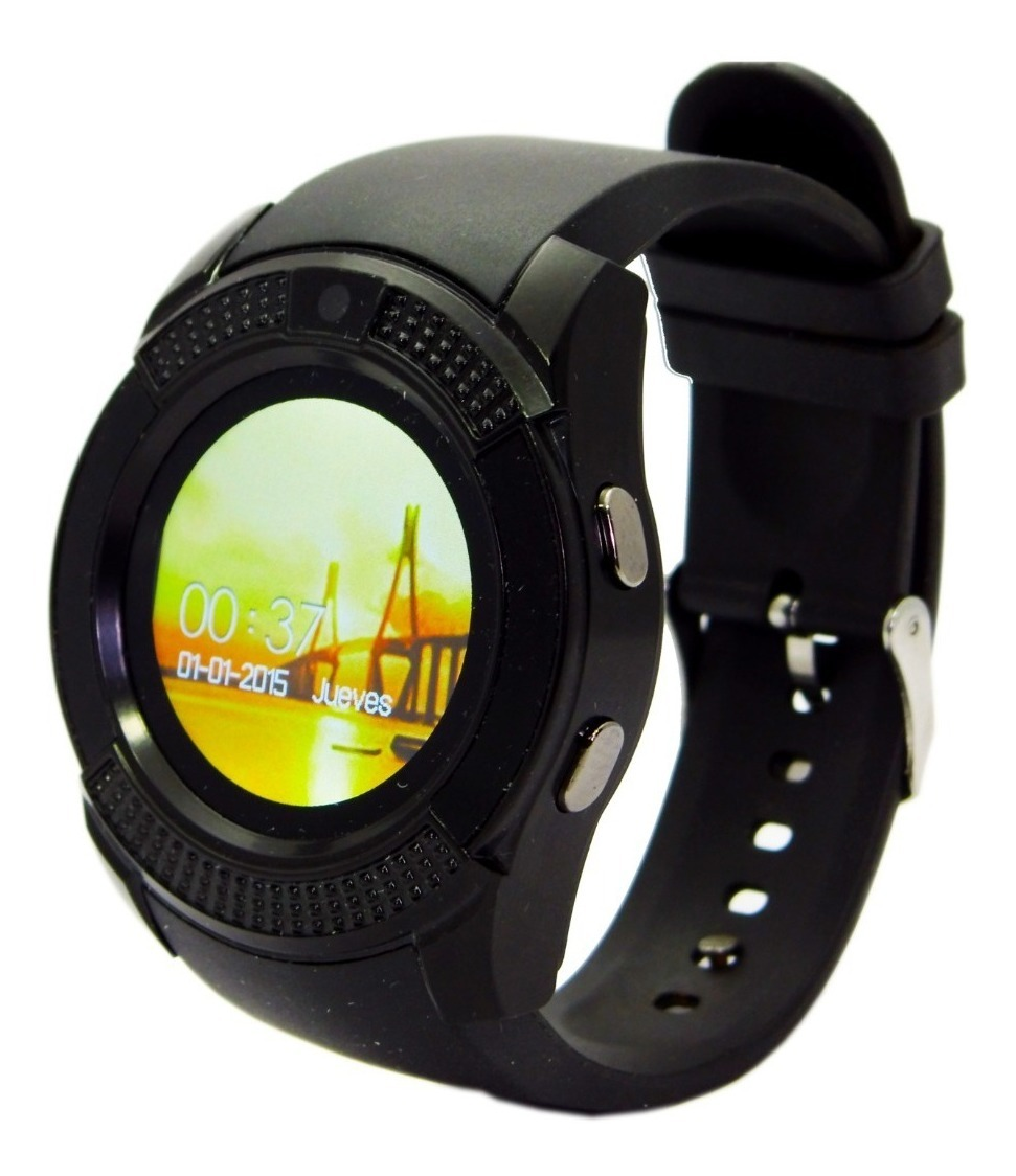 52c254c0a Reloj Inteligente Smartwatch Compatible Android iPhone - $ 1.199,00 ...