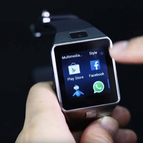 reloj inteligente smartwatch con whatsapp internet y android