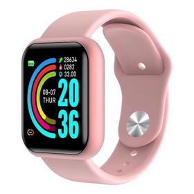 Reloj Inteligente Smartwatch D20 Led Bluetooth Ios Android