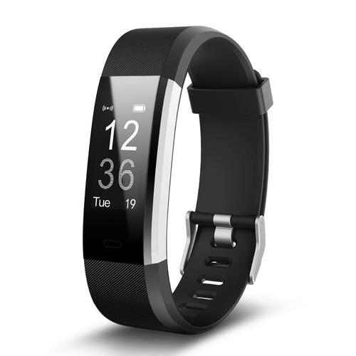 reloj inteligente smartwatch deportivo 115 plus android ios