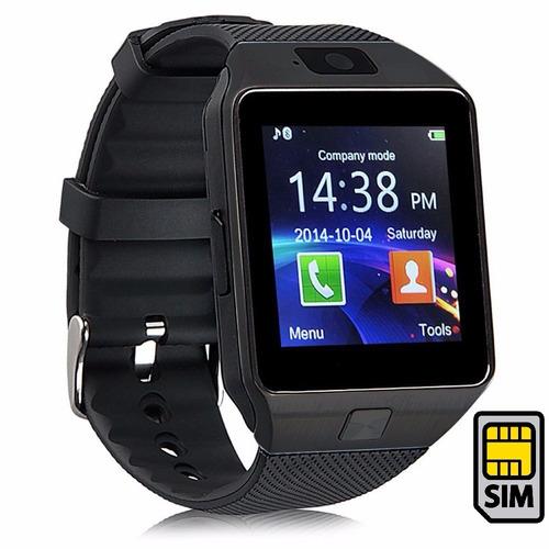 reloj inteligente smartwatch dz09 tactil android tienda