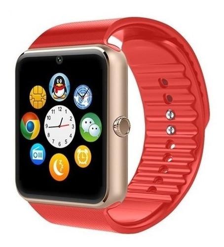 reloj inteligente smartwatch gt08 bluetooth sim card oferta