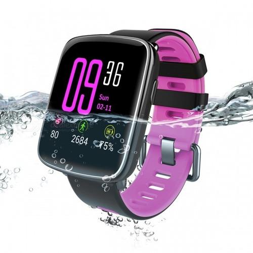 reloj inteligente smartwatch kingwear gv68 ip68 sumergible