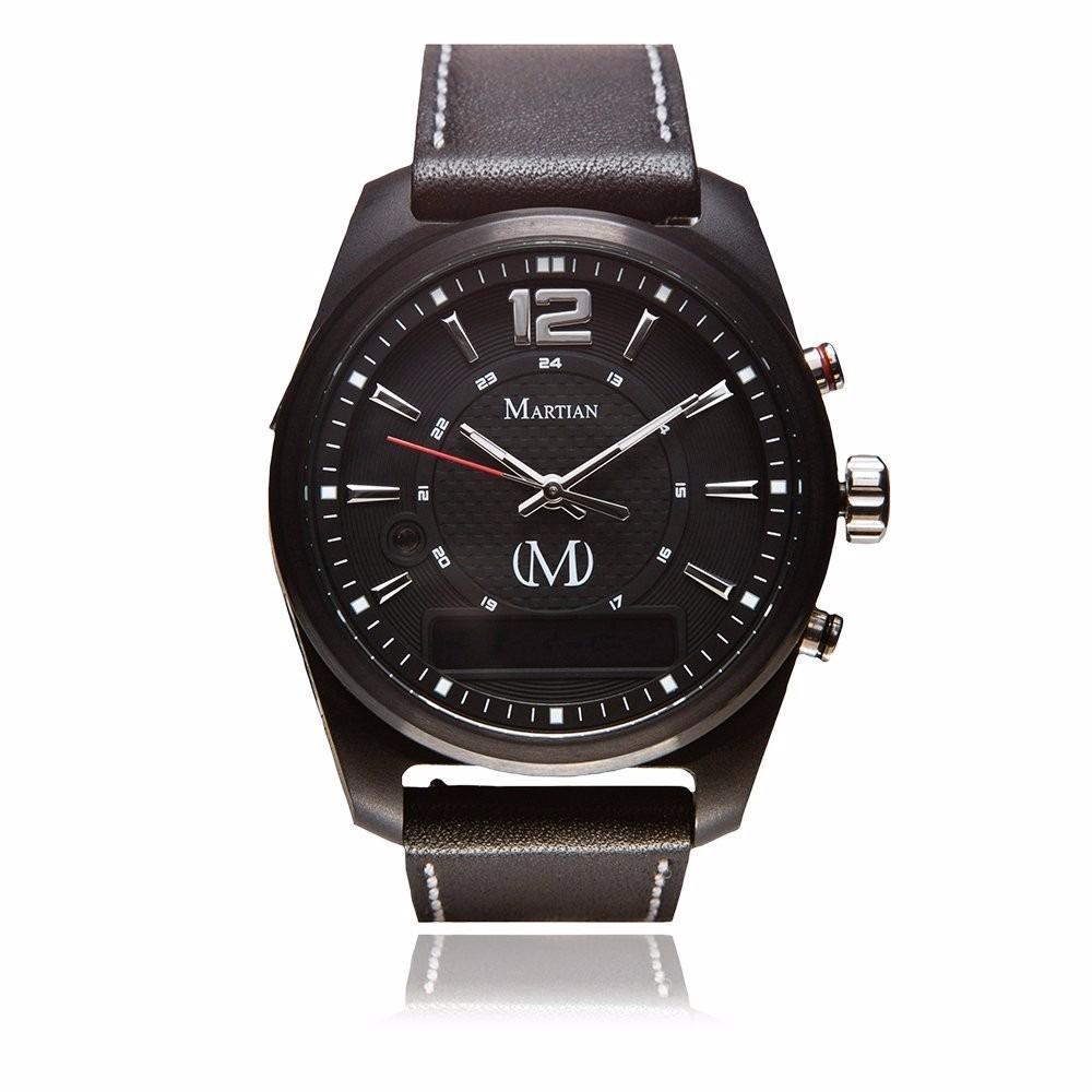 Smartwatch Martian Amazon Reloj Con Alexa Inteligente Mvoice EID29WH