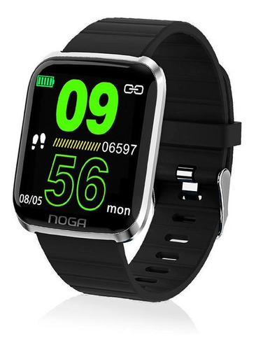 reloj inteligente smartwatch noga sw03 running presion cuota