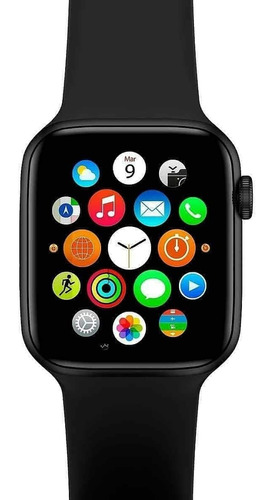 reloj inteligente smartwatch t 500 2 bandas intercambiables