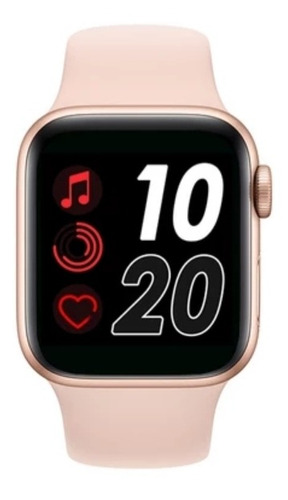 reloj inteligente smartwatch t500 multifuncional