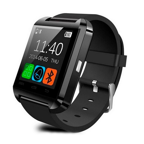reloj inteligente smartwatch u8 35% descuento
