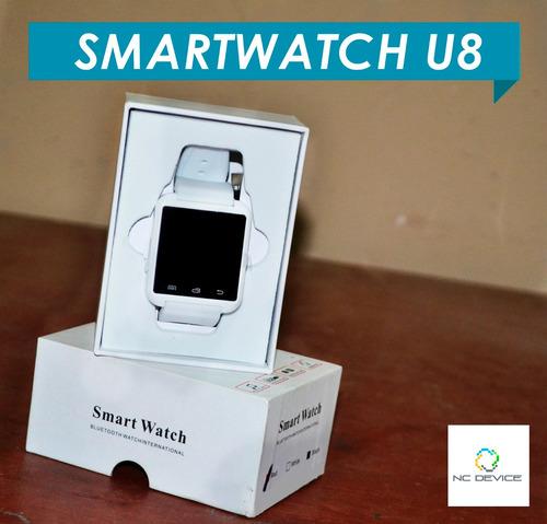 reloj inteligente smartwatch u8