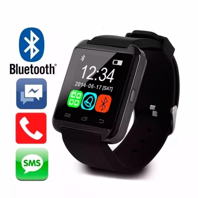 6daae89e3da Reloj Inteligente Smartwatch U8 Android - $ 448,00 en Mercado Libre