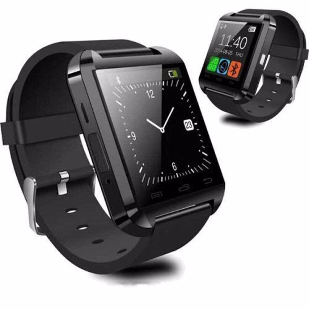 Reloj Inteligente Smartwatch U8 Android E Ios Apple ...
